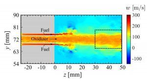 Fuel Flow, Heat Fluctuations Drive Dangerous Oscillations in Rocket Engines